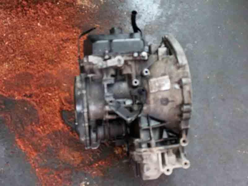 Agua dentro de la transmisión automática