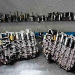 Cuerpo de válvulas caja automática